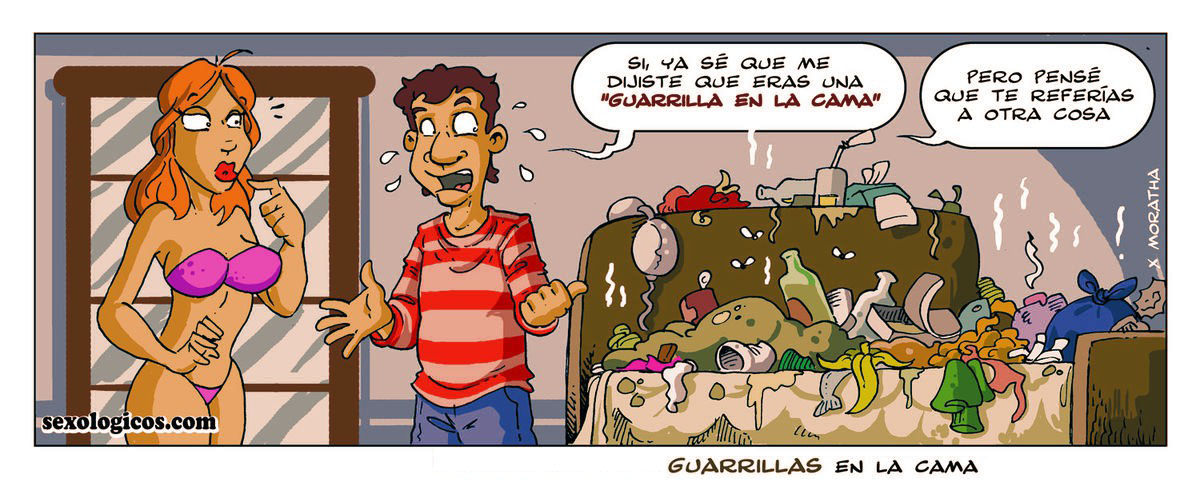 GUARRILLAS