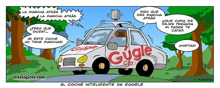 01.El coche inteligente de google