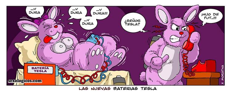 03.Baterias TESLA