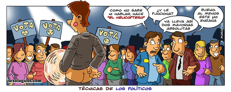 09.Técnicas de los políticos