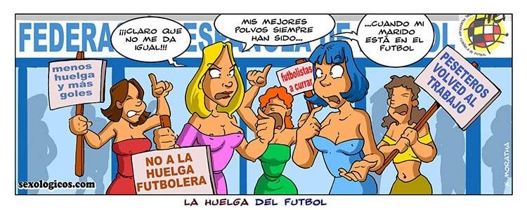 11.La huelga del futbol
