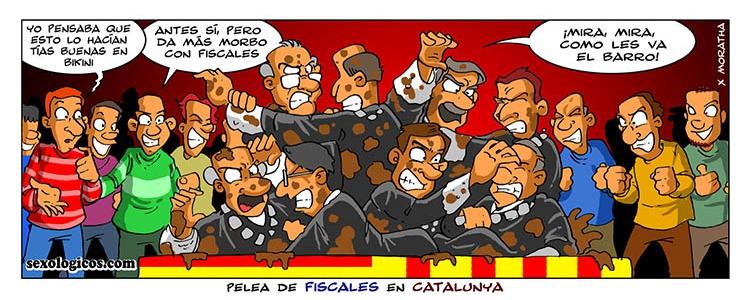 10.Pelea de fiscales en Catalunya